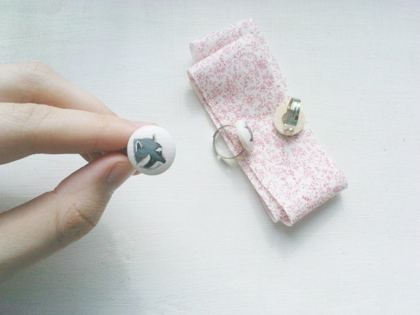 My white room.forest animals rings. Изображение № 18.