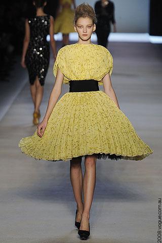 Top-10 SS09 collections (Paris FW) поверсии Style. com. Изображение № 57.