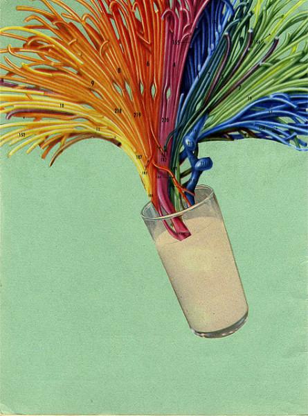 Клей, ножницы, бумага: 10 современных художников-коллажистов. Изображение № 77.