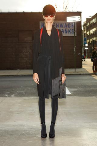 Givenchy Pre-Fall 2012. Изображение № 23.