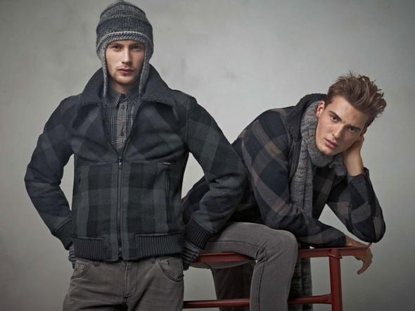 Лукбук: Dolce & Gabbana FW 2011 Men's. Изображение № 23.