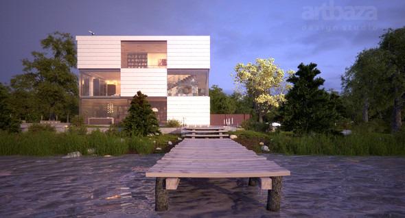 Проект и строительство дома Modul. Изображение № 6.