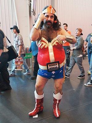 Как прошёл гик-фестиваль NYC Comic-Con  в Нью-Йорке. Изображение № 14.