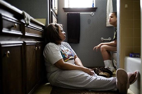 История одного мальчика, страдающего АУТИЗМОМ. Изображение № 9.