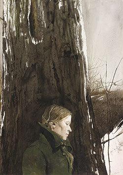 Andrew Wyeth- живопись длясозерцания иразмышления. Изображение № 24.