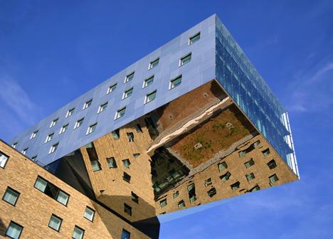 Названы претенденты на титул «Лучшая архитектурная фотография года». Изображение № 11.