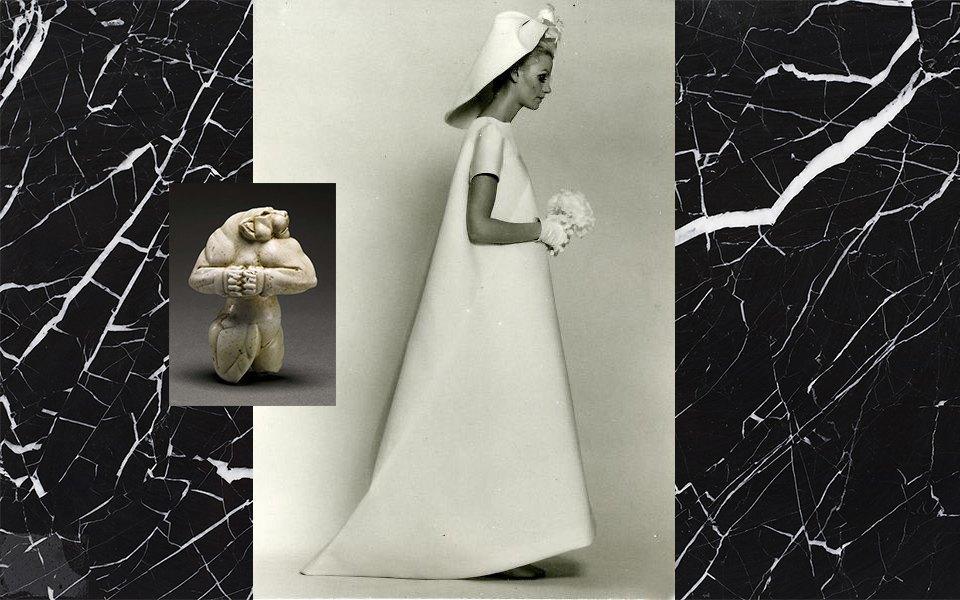 Наследие дома Balenciaga, мрамор, скульптура. Изображение № 4.