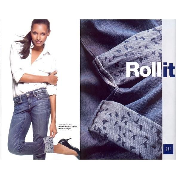 Новые рекламные кампании: Benetton, Gap и Topshop. Изображение № 4.