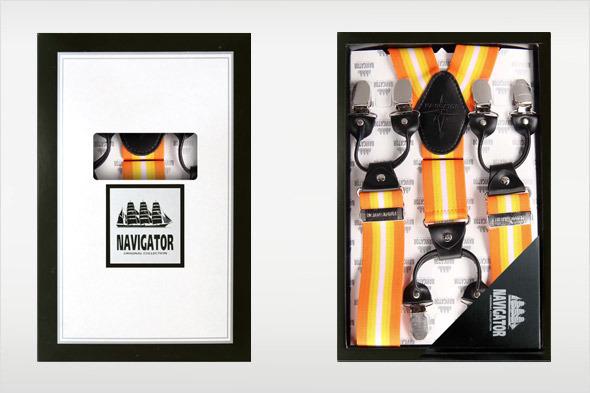 Коллекция подтяжек «Навигатор» от Sevaro Elit . Изображение № 8.