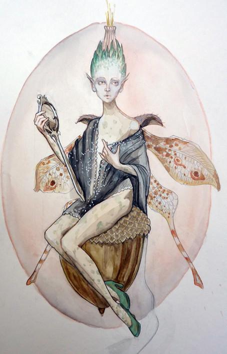Изображение 17. Fashion-иллюстрационация от Anne Sofie Madsen.. Изображение № 17.