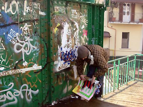 Абстрактное граффити: Стрит-художники об улицах, публике, опасности и свободе. Изображение № 37.