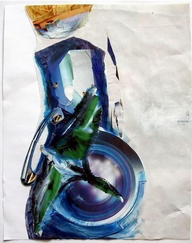 Изображение 20. Абстрактные коллажи Зорана Палуровича.. Изображение № 20.