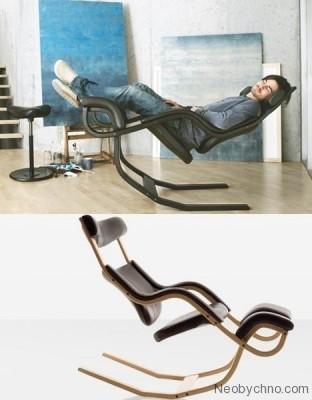 10-ка креативной мебели. Изображение № 2.