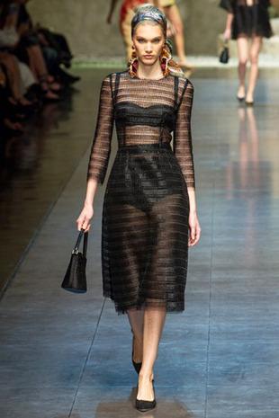 Показ Dolce&Gabbana. Изображение № 17.