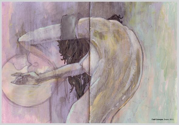 Изображение 1. Выставка Moleskine Art в «Галерее».. Изображение № 1.