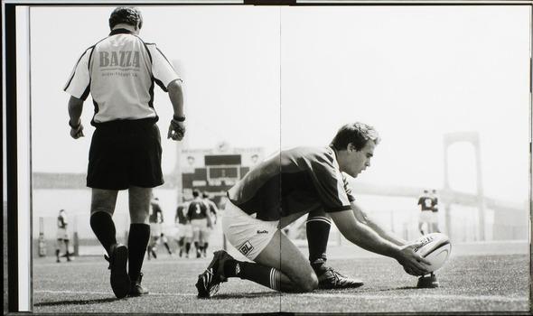 10 фотоальбомов о спорте. Изображение № 39.