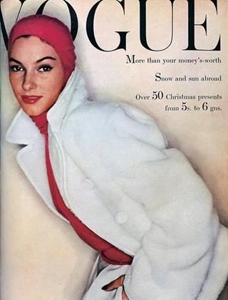 История глазами обложки Vogue (Британия). Изображение № 37.