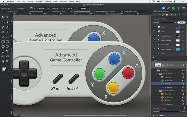 Autodesk выпустила приложение для векторной графики. Изображение № 8.