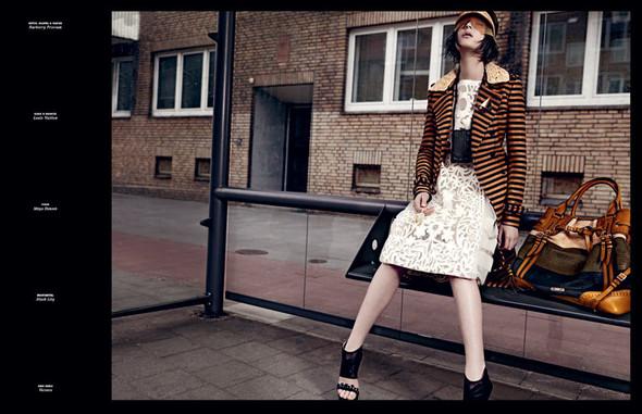 Съемки: Vogue, Numero, Tush и другие. Изображение №16.
