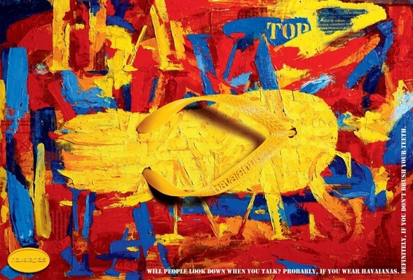 Havaianas: Wonderbra для ног. Изображение № 19.