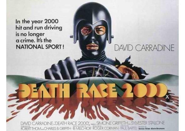 B-Movies: «Смертельные гонки 2000». Изображение № 1.