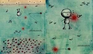 Рисунки итальянки Nonnetta. Изображение № 14.