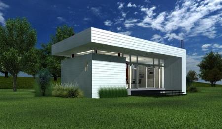 Дома будущего - дизайн, гринпис или архитектура?. Изображение № 33.