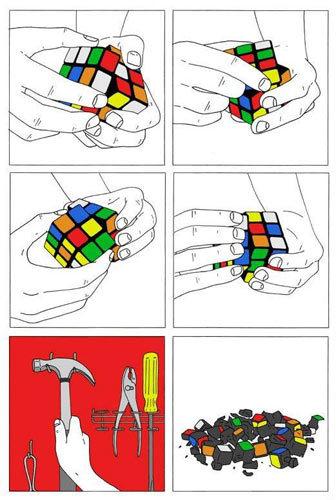 Кубику Рубику исполнилось 25 лет. Изображение № 7.