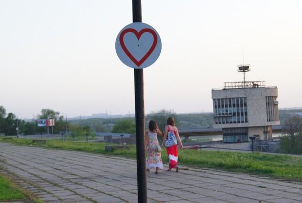 Уличные знаки в Запорожье. Изображение № 6.