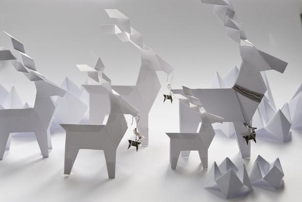 Origami Jewellery. Изображение № 1.
