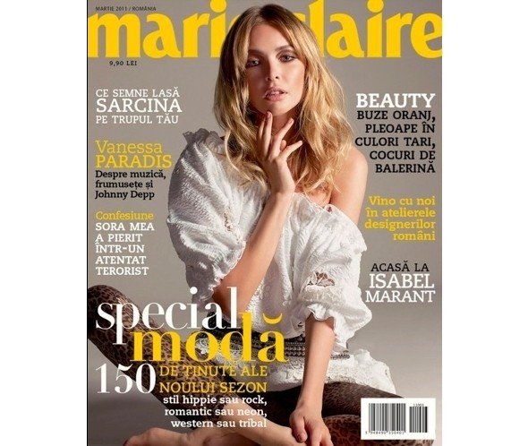 Изображение 4. Коллекция Dolce & Gabbana SS 2011 появилась на 42 обложках журналов.. Изображение № 10.