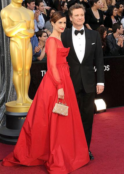 «Оскар»-2012: Красная дорожка. Изображение № 4.