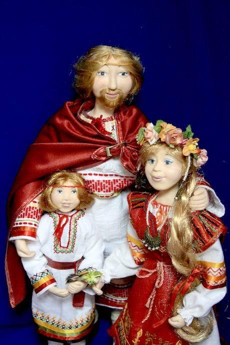 Богата русская земля талантами. Изображение № 18.