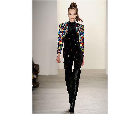 Неделя моды в Нью-Йорке: Шестой и седьмой дни. Изображение № 30.