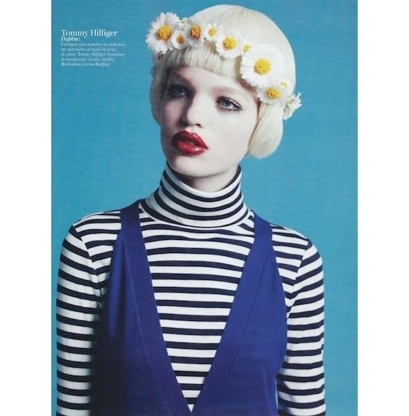 Изображение 64. Съемки: Harper's Bazaar, Industrie, Vogue и другие.. Изображение № 111.