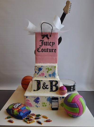 Невероятные торты от Сильвии Вейнсток. Изображение № 7.