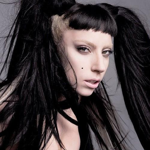 Изображение 2. Lady GaGa в журнале V. Июнь 2011.. Изображение № 2.