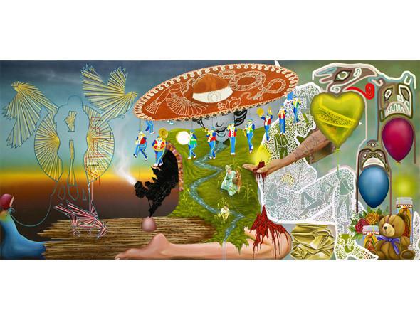 Гид по сюрреализму. Изображение №251.