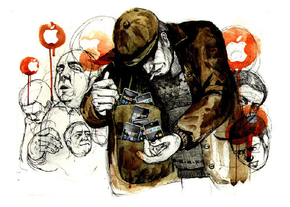 Watercolor in me: Dmitry Ligai. Изображение № 17.