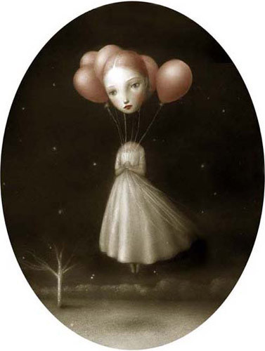 Nicoletta Cecolli [не]детские иллюстрации изИталии. Изображение № 6.