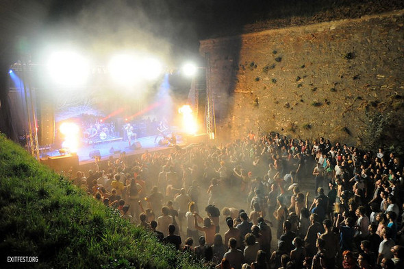 10 молодых музыкантов: Фестиваль EXIT 2012. Изображение №19.