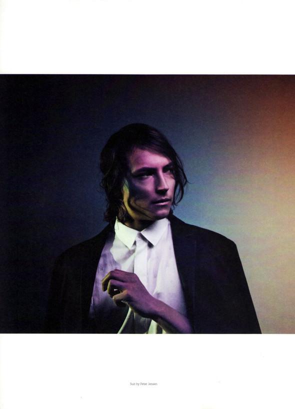 Съёмки: Interview, Harper's Bazaar, V и другие. Изображение № 12.