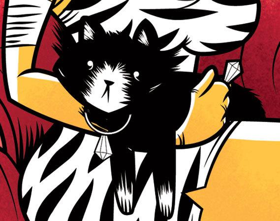 Gabriel Silveira, свободный иллюстратор. Изображение № 41.