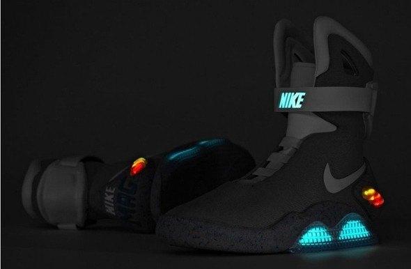 Nike выпустит кроссовки из «Назад в будущее» в 2015 году. Изображение № 1.