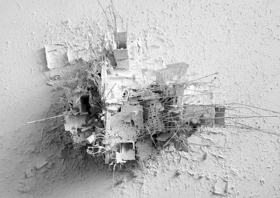 Изображение 1. Мировые катастрофы в 3D-картинах Джерри Джуда.. Изображение № 1.