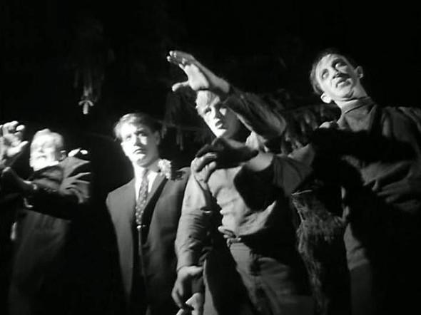 Ночь живых мертвецов- 1969г - реж. Джорджа Ромеро. Изображение № 5.