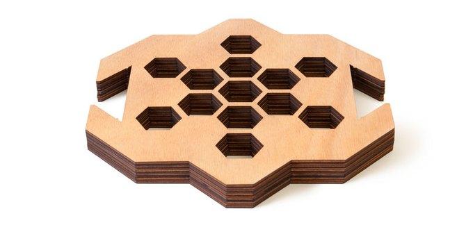 Болгарские дизайнеры создают мебель-головоломку. Изображение № 3.