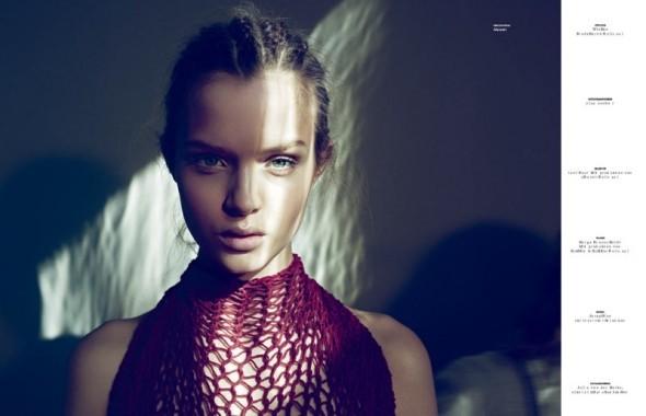 Съемки: Vogue, Elle, Tush и другие. Изображение № 24.