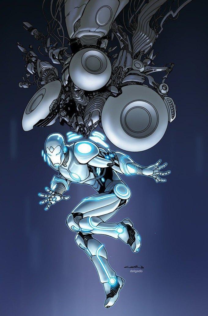 Новый Железный человек. Изображение № 1.