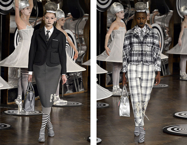 NYFW SS 13: Показы 3.1 Phillip Lim, Thom Browne, Marc Jacobs и Theyskens' Theory. Изображение № 24.
